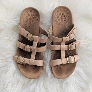 Vionic Rose Gold Misa Sandal Size 10